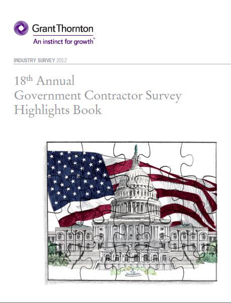 GT 2013 Contractor Survey