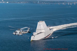 (U.S. Navy photo by Liz Wolter/Released)